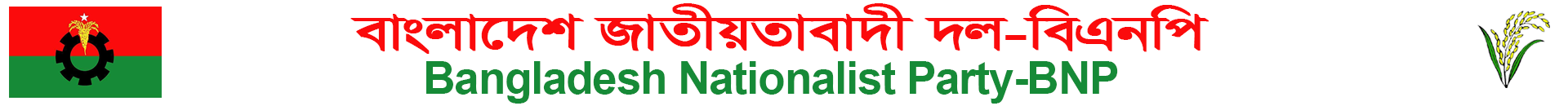 BNP Bangladesh Nationalist Party