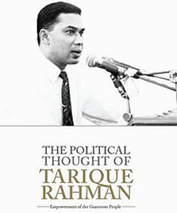 The political thought of Tarique Rahman